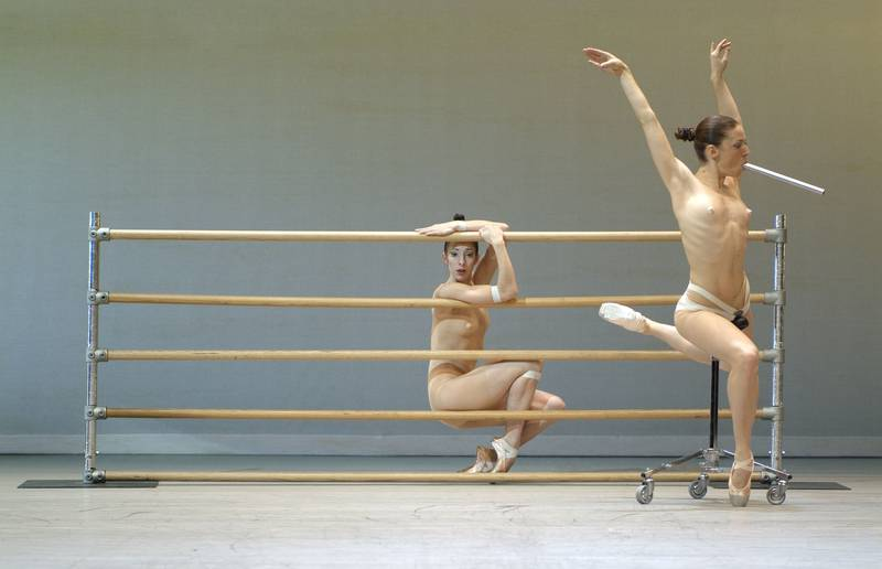 Choreografie, Foto: Marie Chouinard