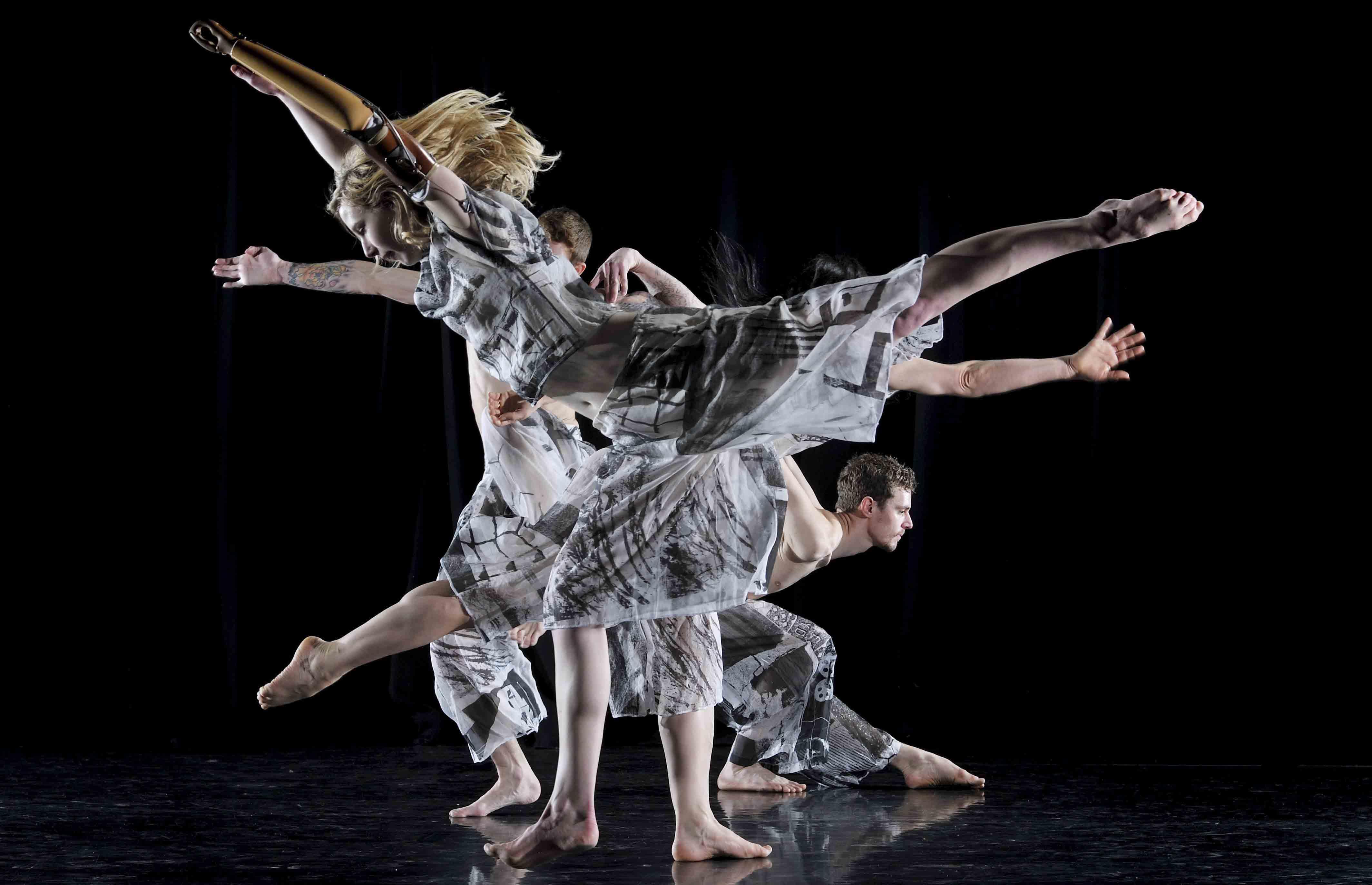 Foto: Candoco Dance Company