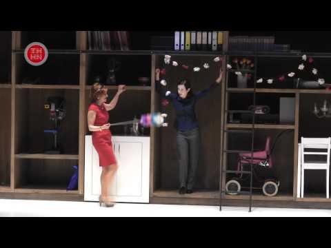 OSTERSPECIAL für den »Dressierten Mann« – ZWEI KARTEN ZUM PREIS VON EINER!; Video: Theater Heilbronn