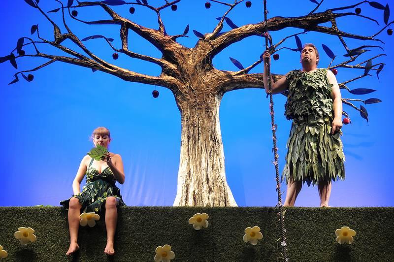 Die Tagebücher von Adam und Eva Fotocredit: Thomas Braun