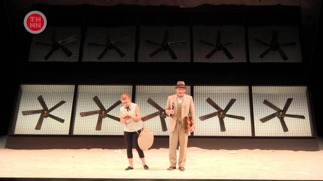 Homo faber; Video: Theater Heilbronn