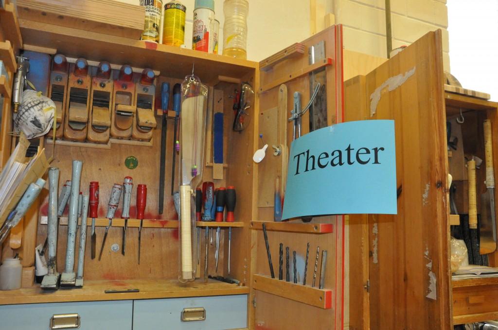 Theaterklein