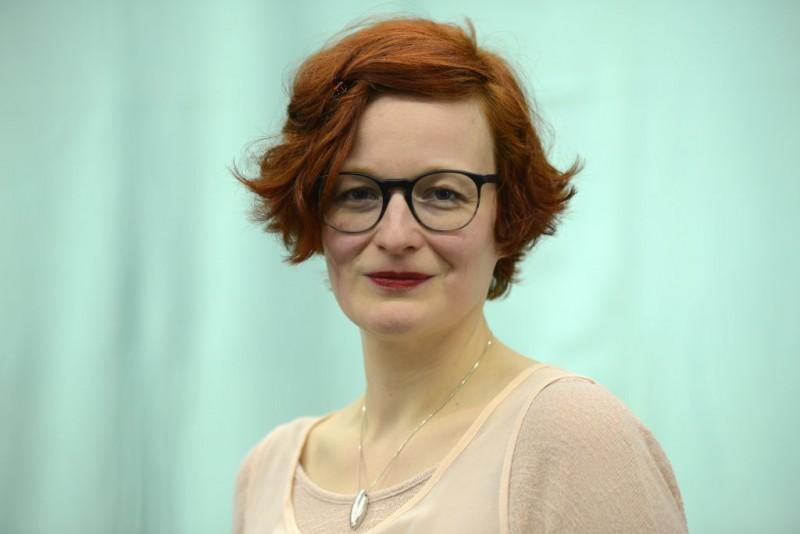 Bianca Sue Henne, Leiterin des Jungen Theaters Heilbronn und Libretistin