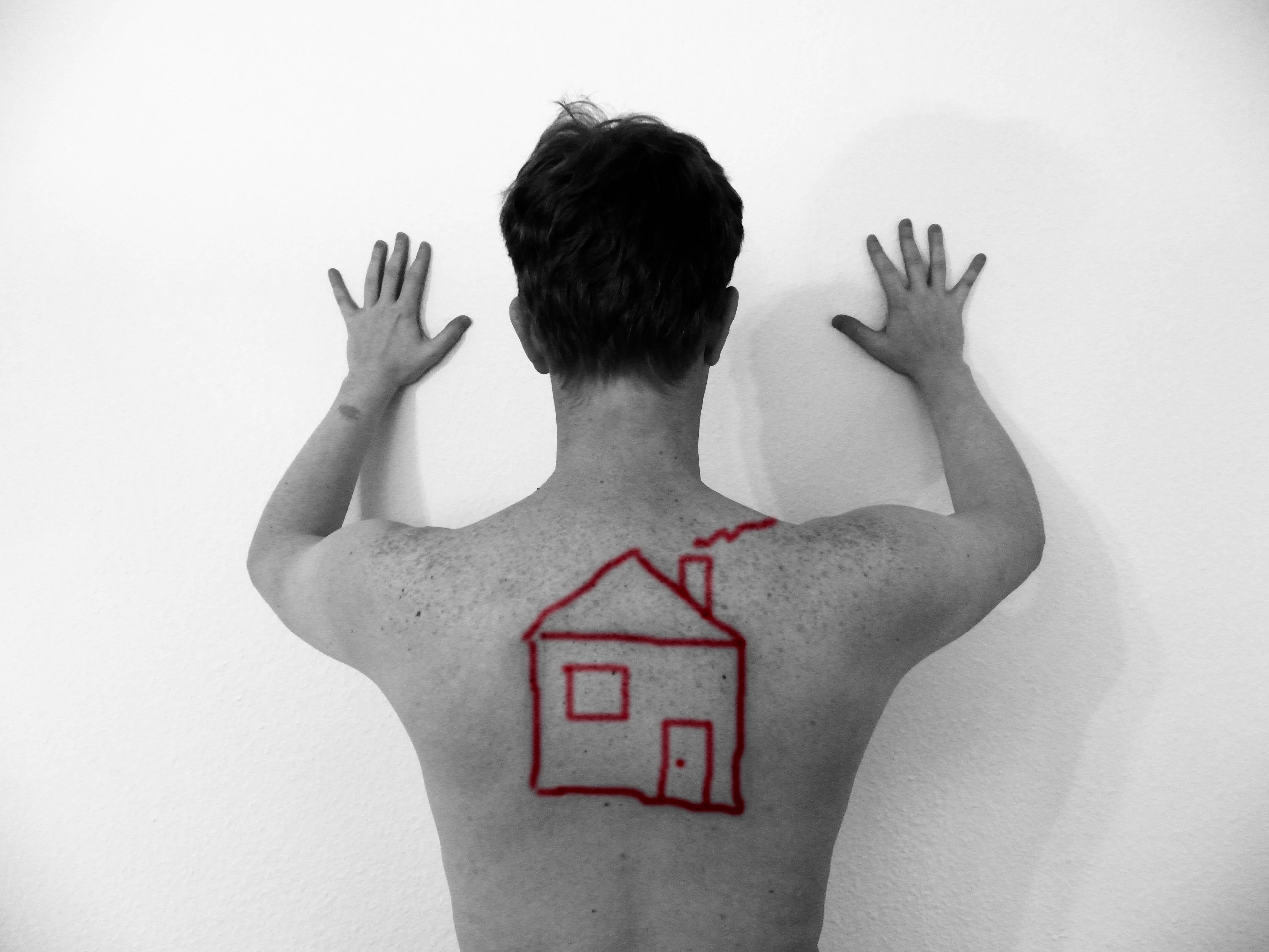 Wenn ich ein Haus wär